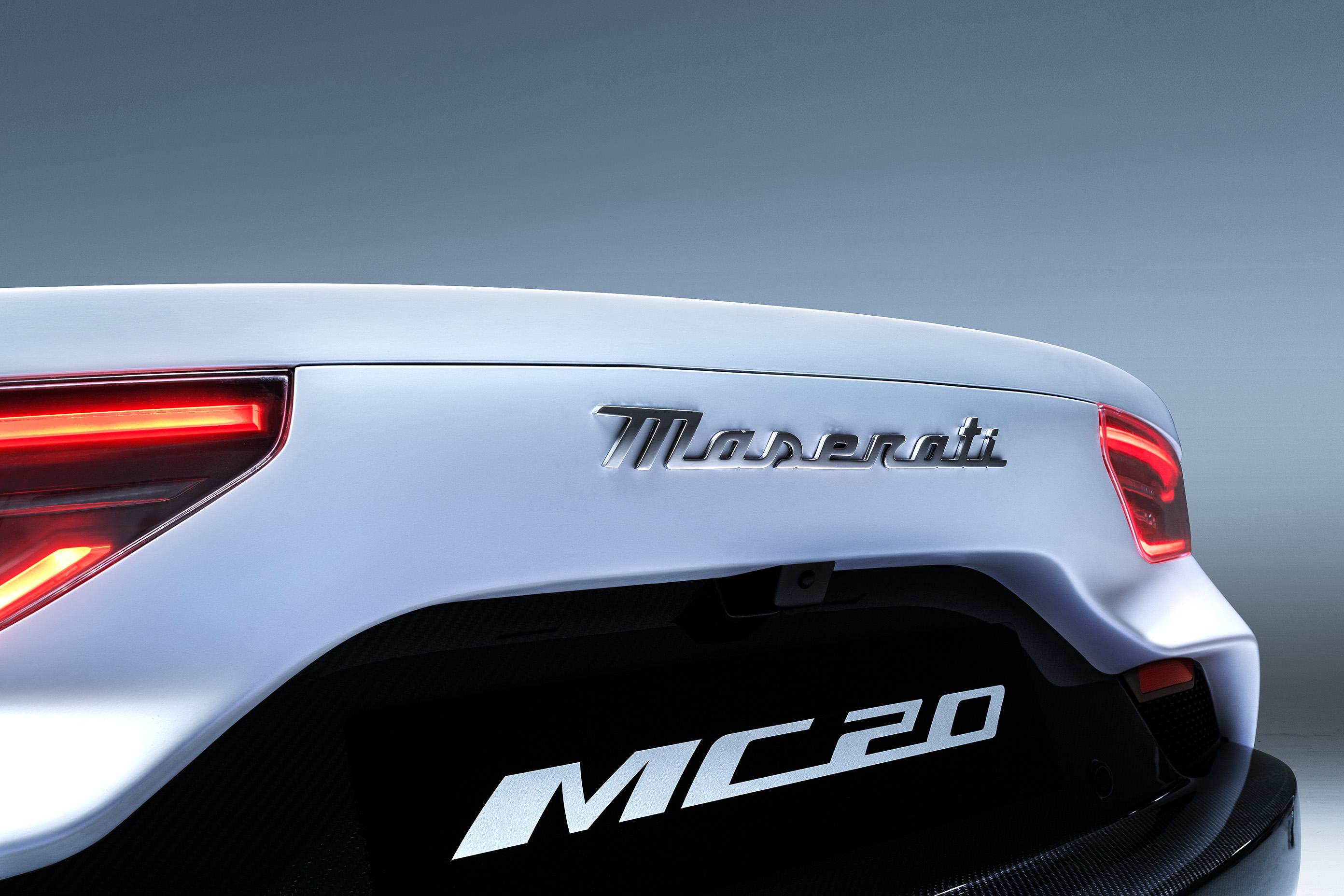 Maserati MC20 Infos
