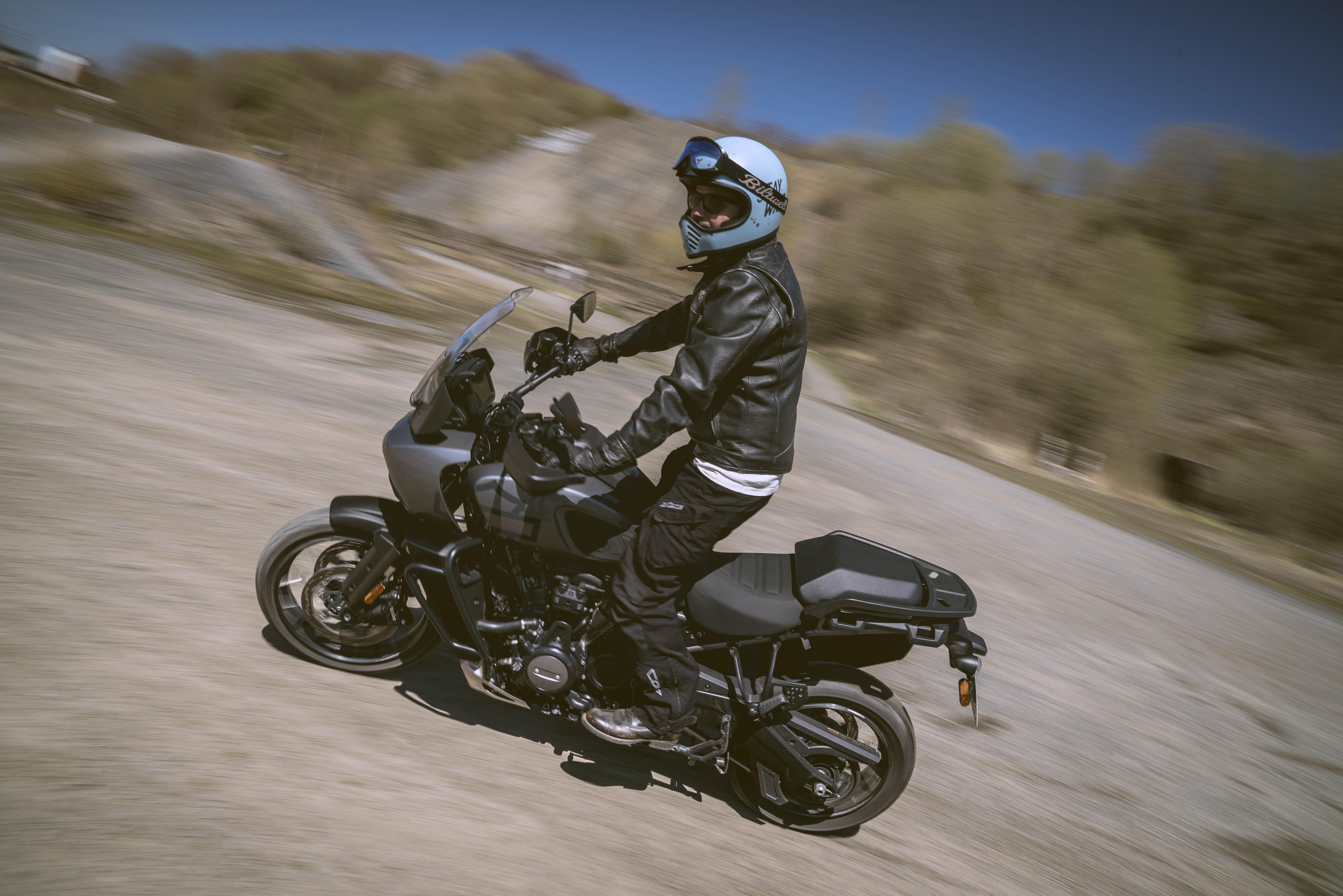 Marc Kobel Moto84 testet die Pan America