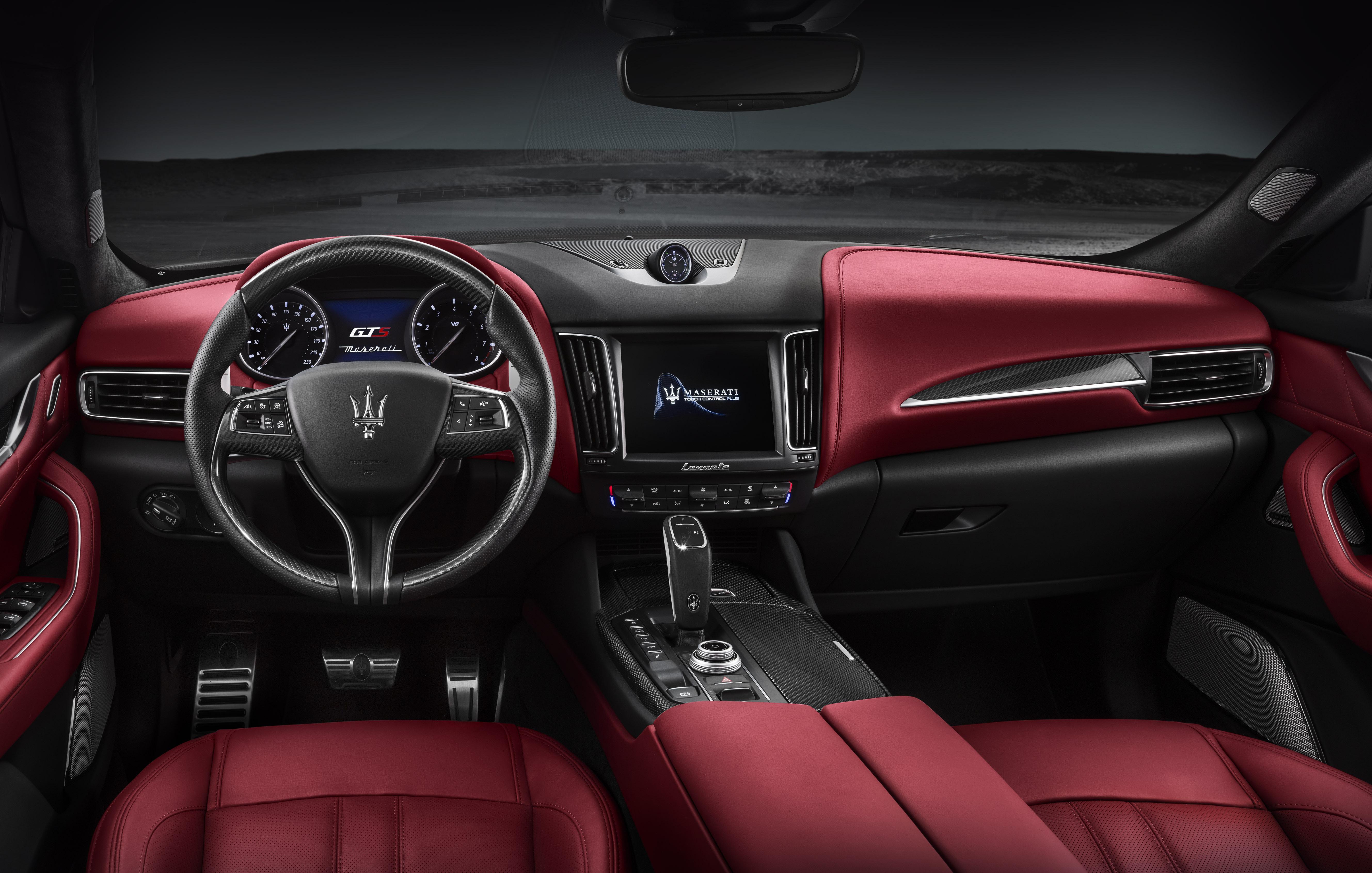 Maserati Levnate GTS Bütikofer Winterthur