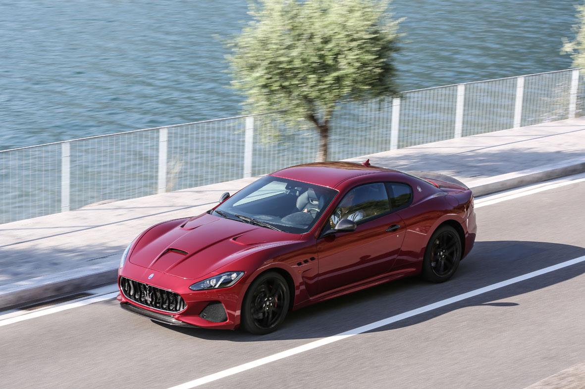 Maserati Winterthur