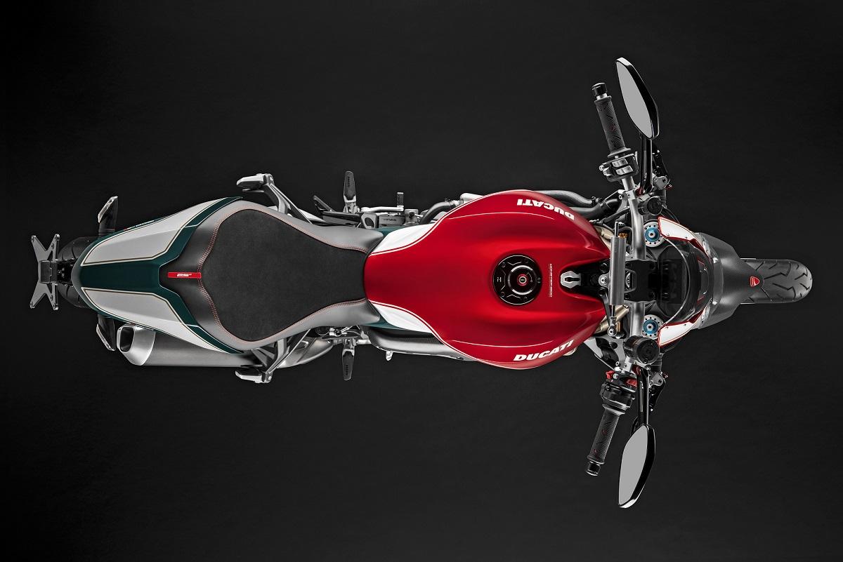 25° Anniversario Ducati Monster Moto77