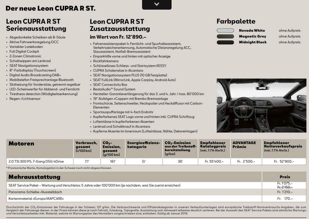 R ST Cupra